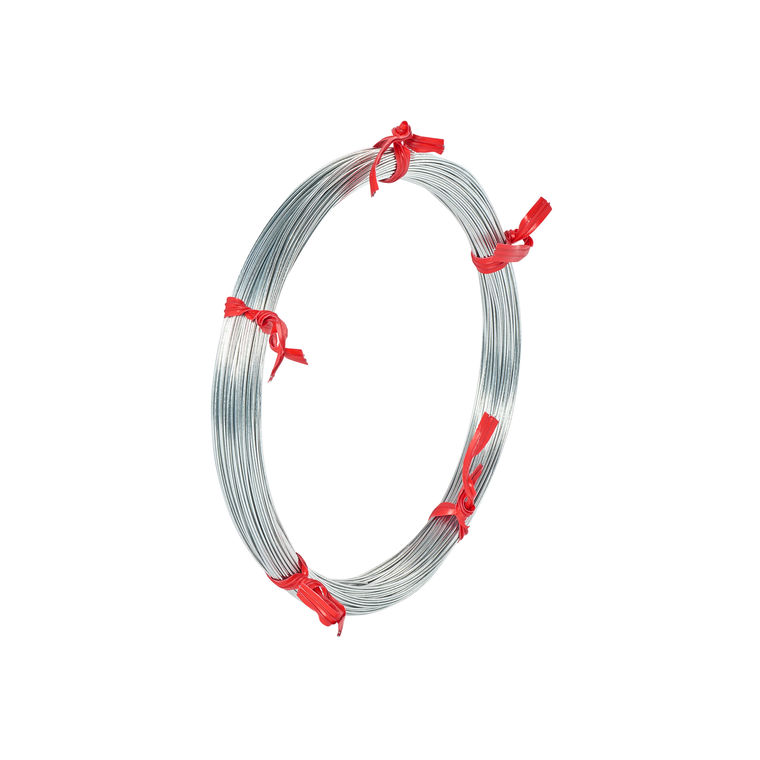 Draht in Ringen Stahl feuerverzinkt 1,6 à 1,0 kg   SFS unimarket