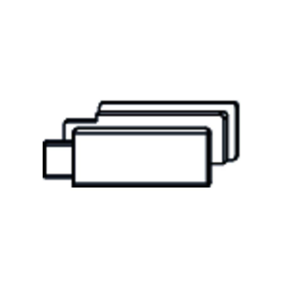 maco Alu-Profil für Stulpflügelgetriebe   Grundsysteme ...